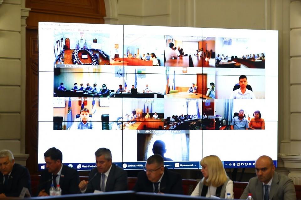 В Астраханской области создадут муниципальные центры управления