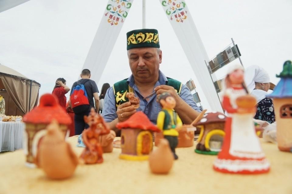 Праздник татар и башкир – Сабантуй - в Ухте все народы отмечали вместе