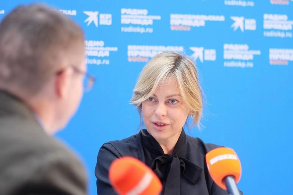 Директор фонда «Инносоциум», директор Форума креативного бизнеса Елена Маринина. Фото Василия Вострухина.