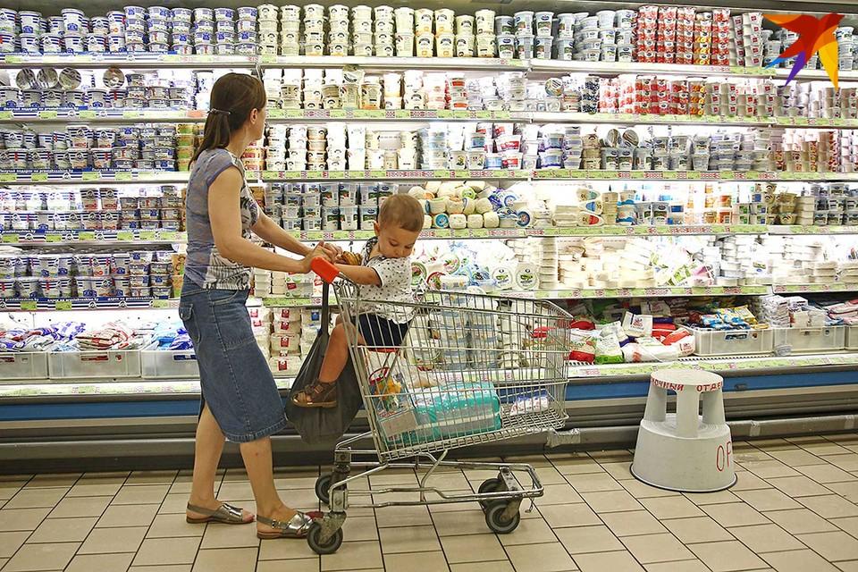 Цены на молоко, по сравнению с овощами, рыбой и мясом, можно сказать, стоят на месте.