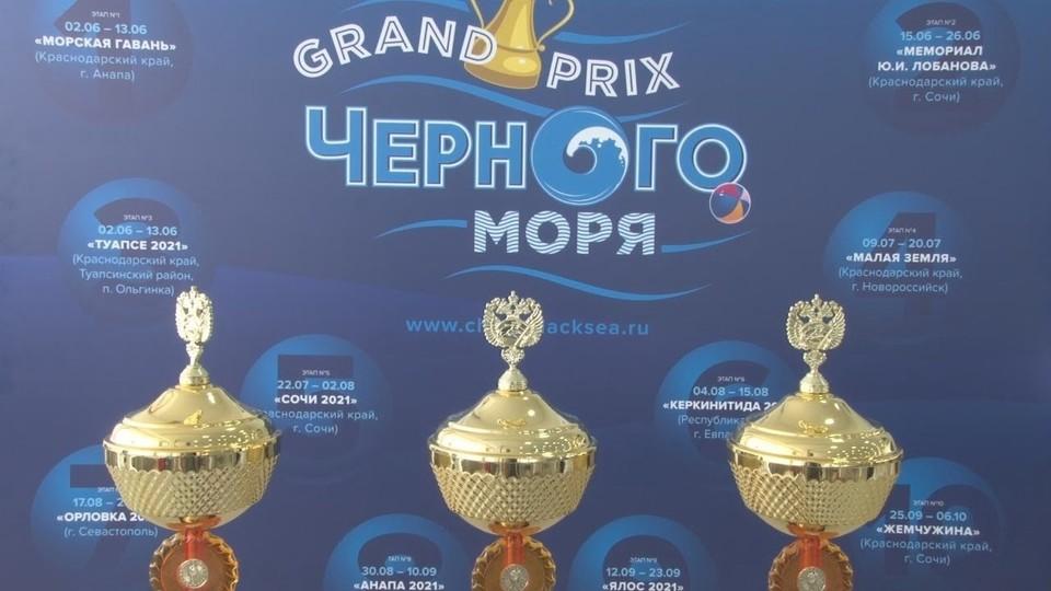 Шахматист из Лангепаса завоевал золото на Гран-При Черного моря Фото: Югорская шахматная академия