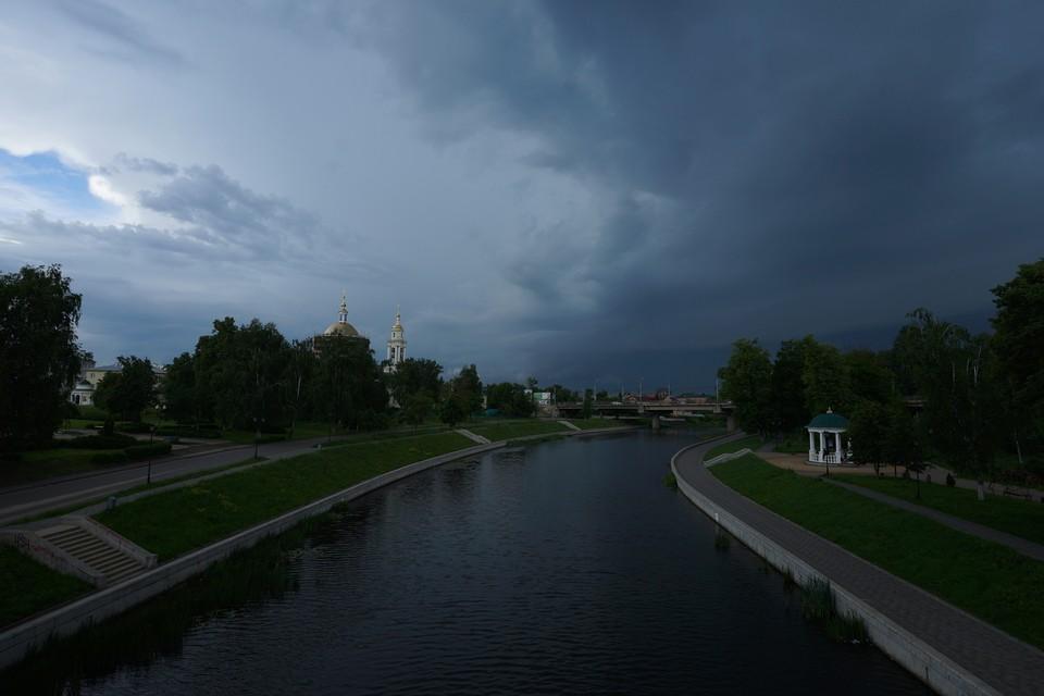 Погода на День России в Орле