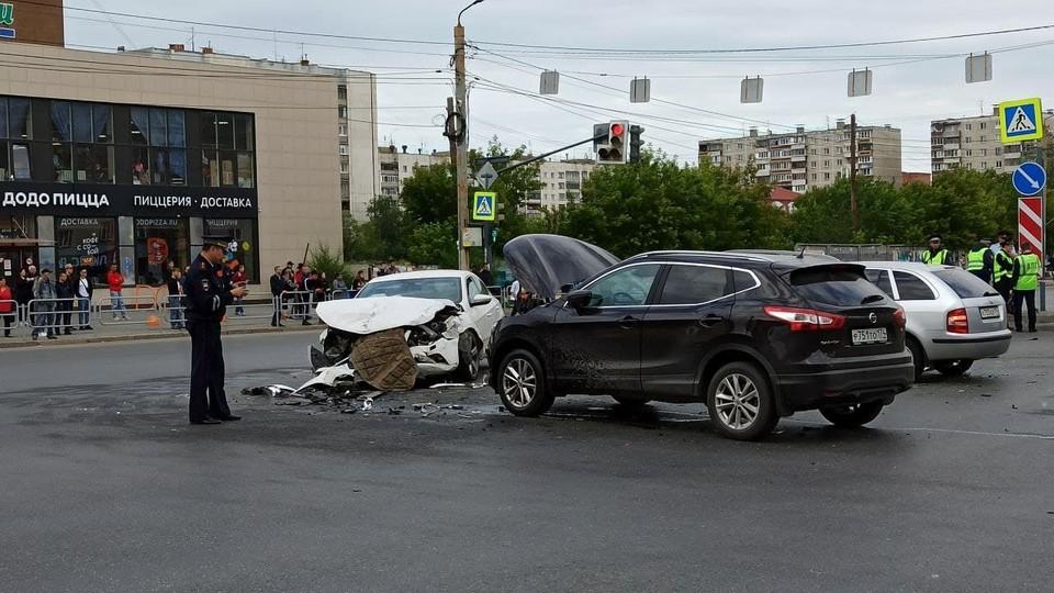 Водитель Volkswagen Passat заявил, что не помнит, как произошла авария