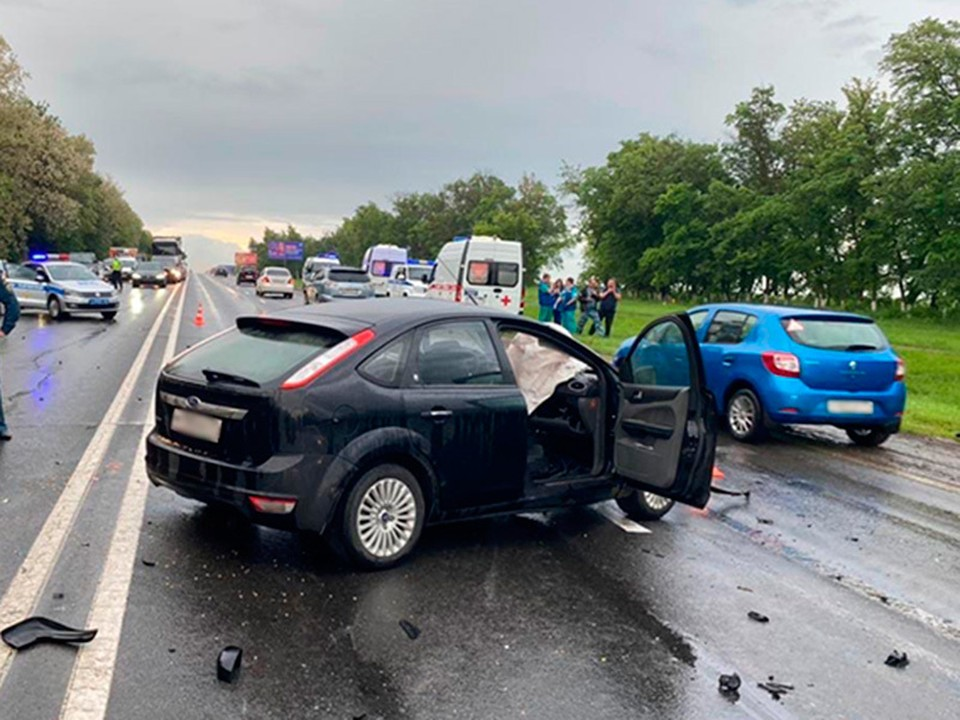 Авария в Яковлевском городском округе унесла жизнь четырех человек.