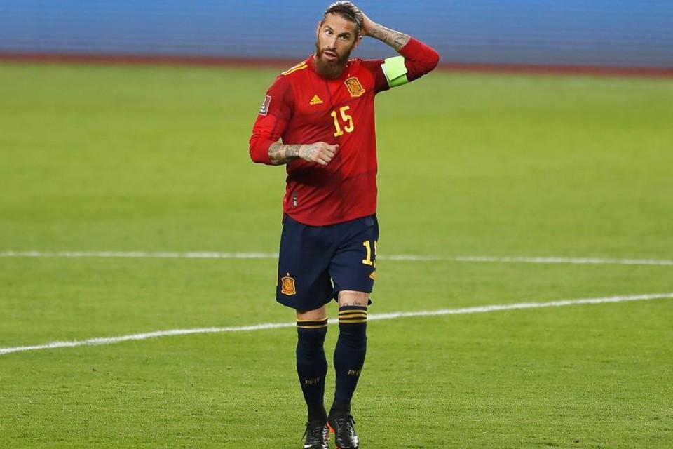 Рамос не вошел в заявку сборной Испании на Евро-2020/