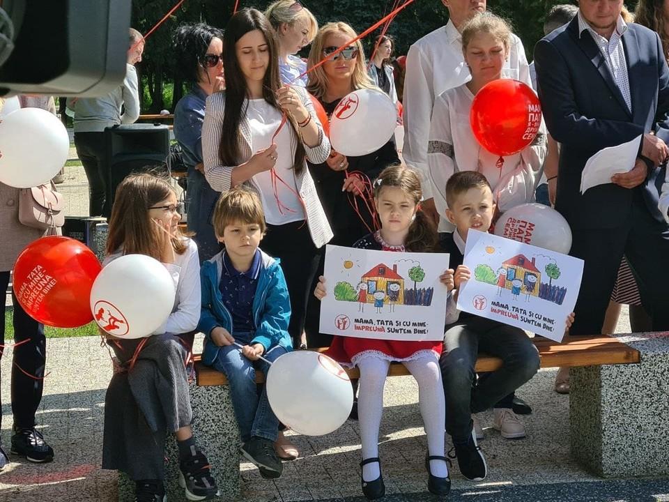 19 июня в населенных пунктах страны будет организован Марш семьи