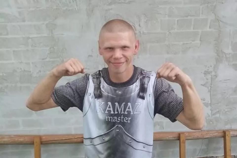 Дмитрия приговорили к двум годам лишения свободы. Фото: личный архив