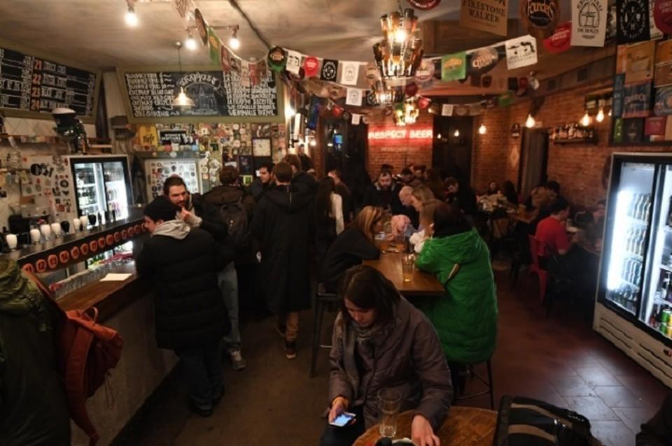 Всего от кафе и ресторанов было подано 14 соответствующих заявок.