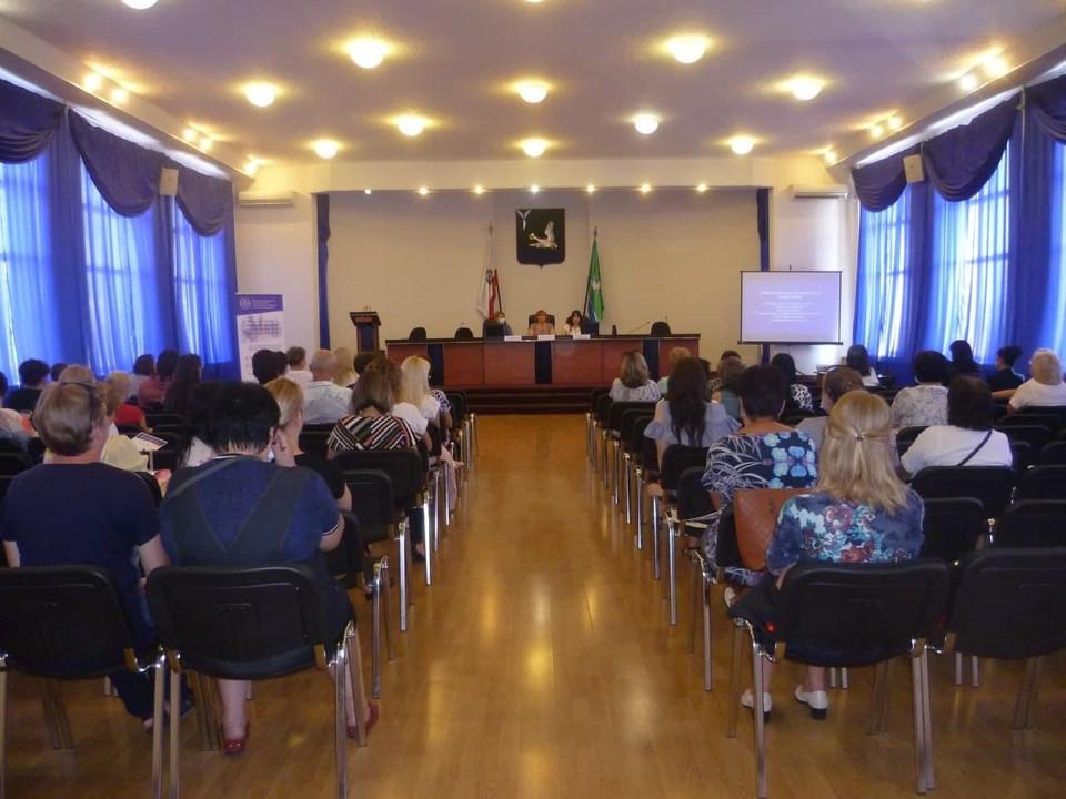 Встреча прошла по инициативе центра занятости населения. Фото областного Минтруда