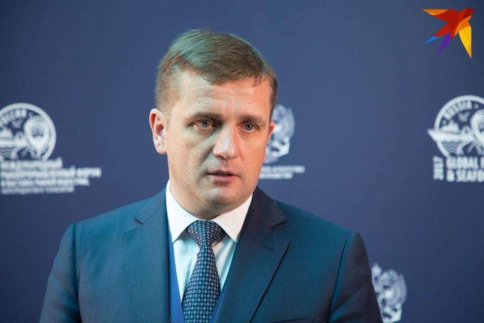 Он отметил, что план развития Мурманского морского рыбного порта может быть представлен уже в конце этого года.