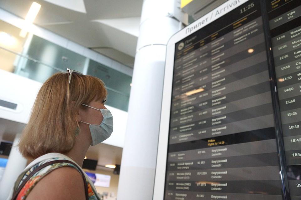 Россия возобновила авиасообщение с 43 странами мира. Но наших туристов ждут лишь в каждом четвёртом государстве из этого списка.