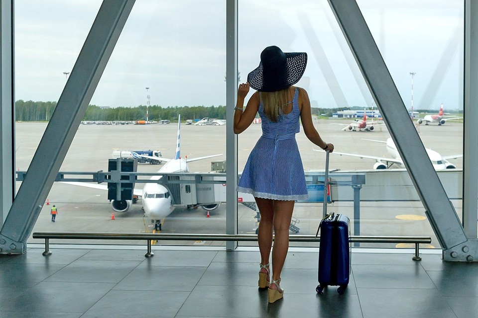 С 22 июня разрешены рейсы на турецкие курорты.
