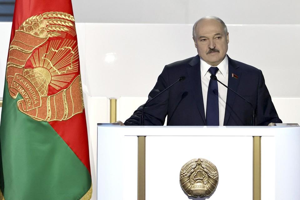 Президент Белоруссии Александр Лукашенко. Фото: Сергей Шелег/БелТА/ТАСС