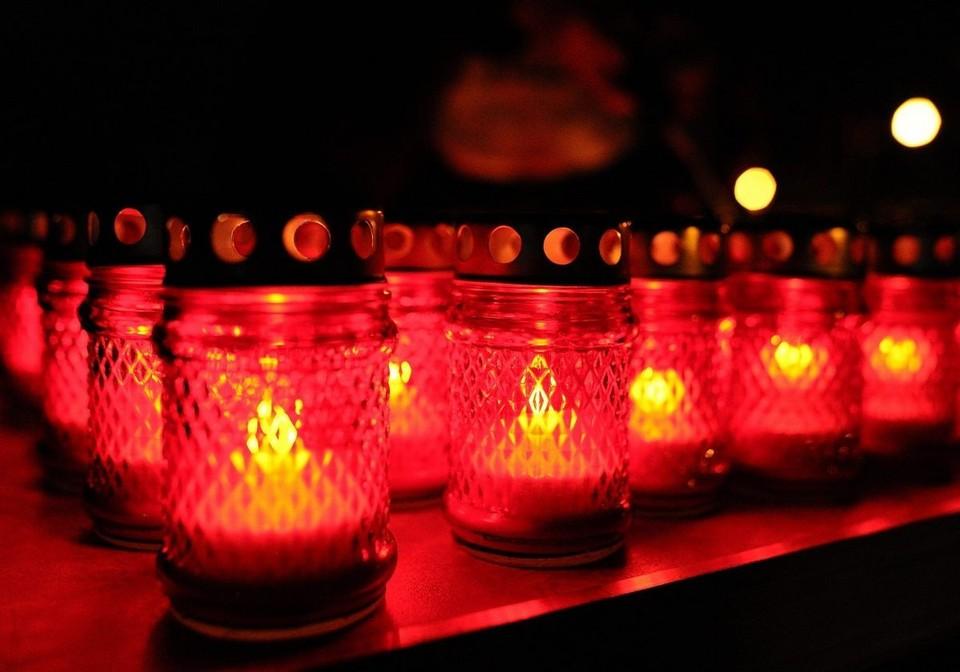Акция «Свеча памяти» прошла на Сахалине