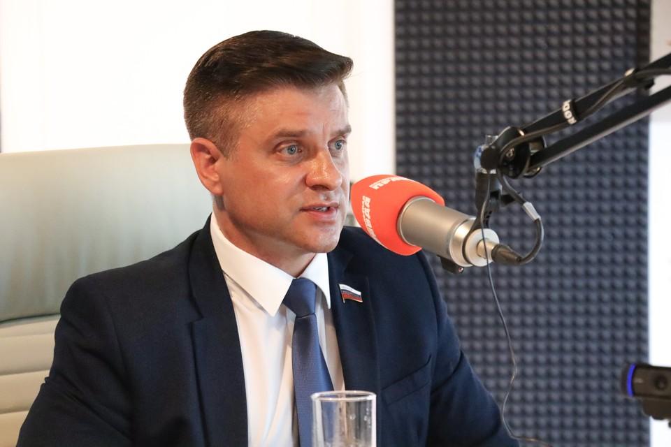 Сенатор Совета Федерации от Сахалинской области Юрий Архаров