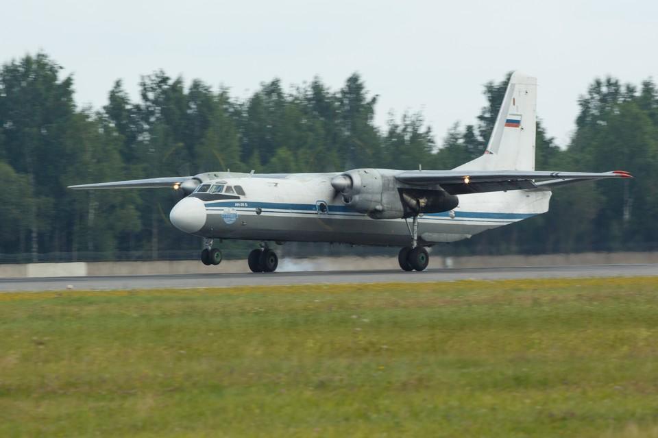 Самолет Ан-26 на Камчатке мог упасть в море