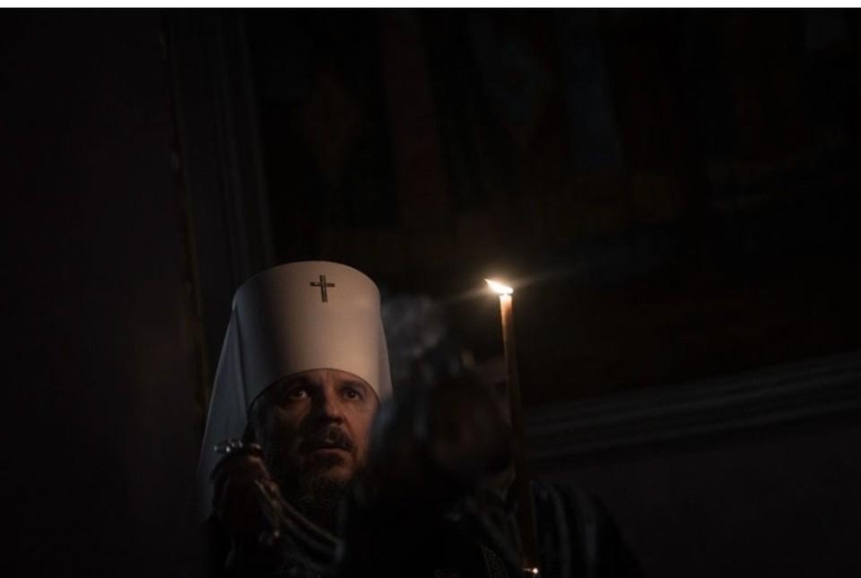 Митрополит призвал прихожан беречь здоровье своё и своих близких. Фото: Тверская епархия
