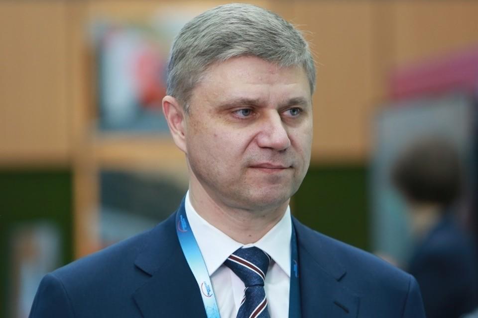 Гендиректор РЖД Олег Белозеров