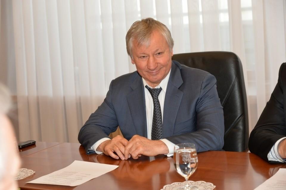 Хабаровский депутат вошел в список богатейших чиновников по версии Forbes. Фото: Пресс-служба Законодательной думы Хабаровского края