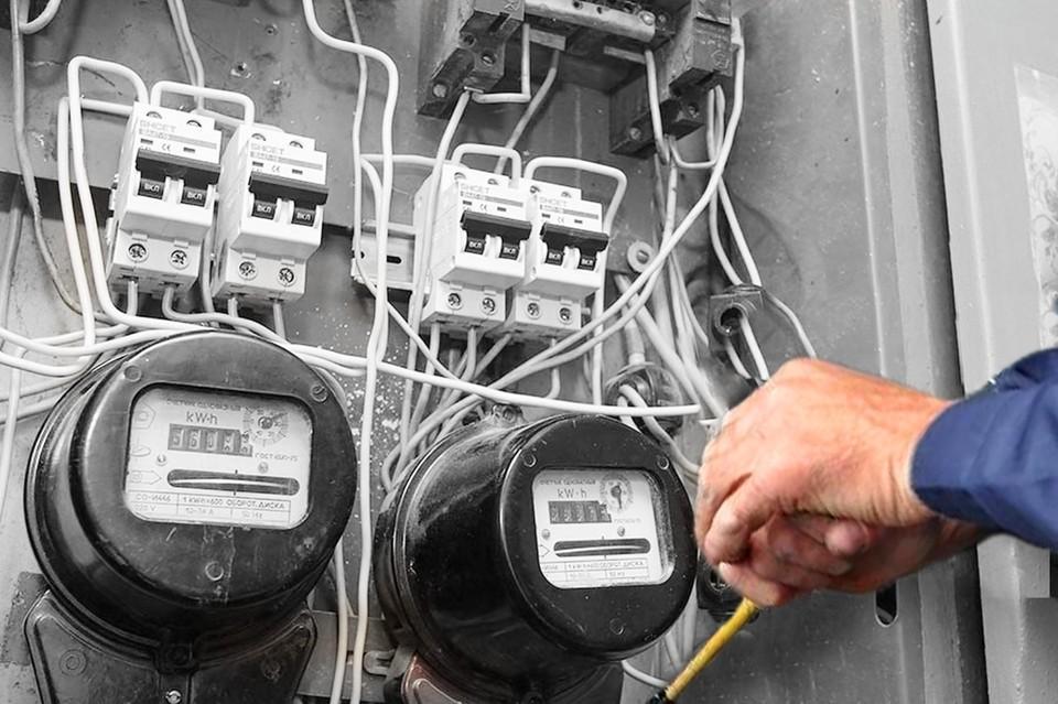 Объем хищений электроэнергии в Тюменской области за полгода превысил 8,6 млн рублей. Фото: Россети Тюмень