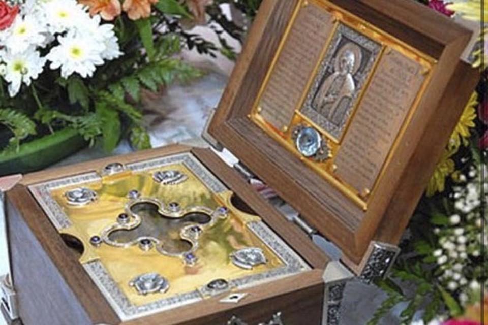 В Тверскую область привезут ковчег с мощами Александра Невского Фото: tvereparhia.ru