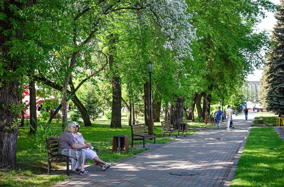 Погода в Красноярске на 9 июля 2021: облачность и небольшое потепление до +23 градусов