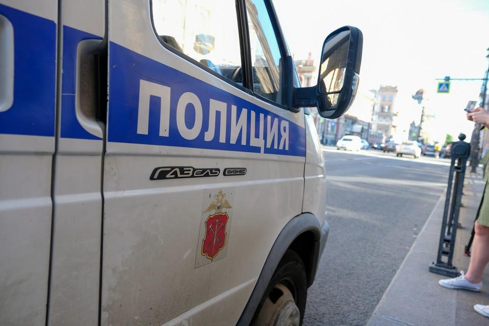В Петербурге поймали бомжа, сорвавшего цепочку с пенсионерки