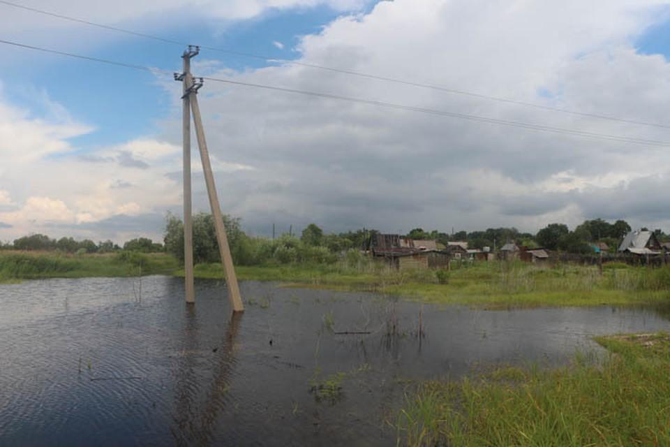 Даты паводка в Хабаровске сдвигаются уже третий раз