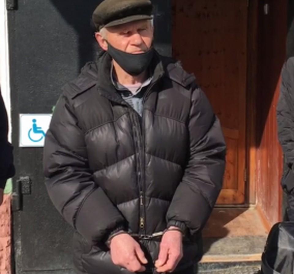 Вячеслава Лукьянченко задержали спустя 12 лет. Сейчас он находится в СИЗО. Фото: СУ СК России по Омской области