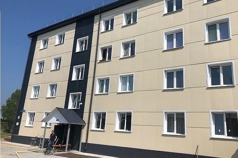 Тот самый дом, жители которого жаловались Путину на сверхплатежи за коммуналку