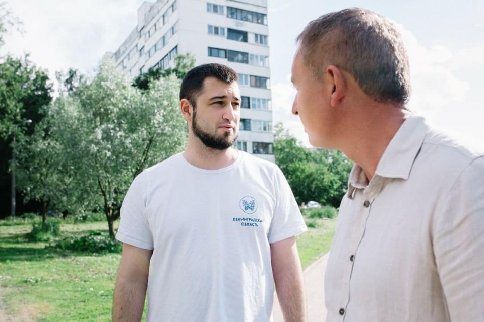 Эколог и муниципальный депутат Павел Брагин предложен в качестве главы комитета Смольного. Фото предоставлено пресс-службой партии «Новые люди».