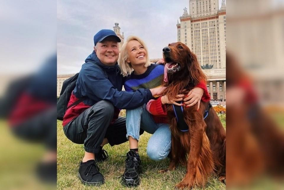 В 2008 году семья Высоковых переехала в Москву. Фото: Instagram