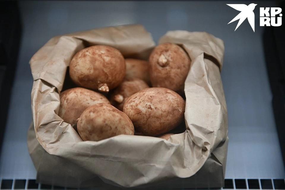 Картофель в Тверской области становится всё дороже.