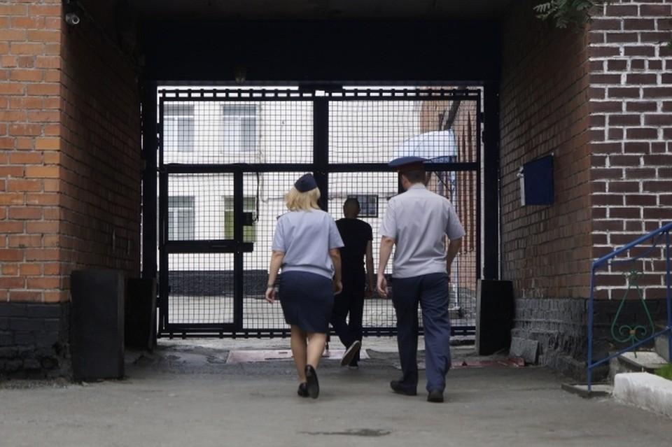 Жена попыталась отправить наркотики своему мужу в тюрьму