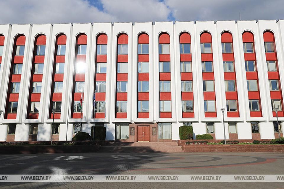 В МИД заявили, что Беларусь серьезно озабочена политизацией темы пандемии коронавируса в ВОЗ. Фото: БЕЛТА