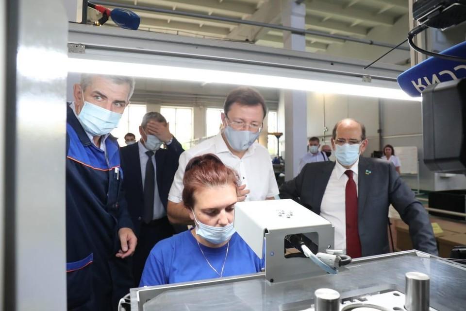 В Самарской области планируют локализовать производство деталей для автомобилей семейства Aurus