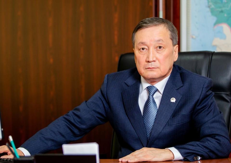 Сапархан Омаров