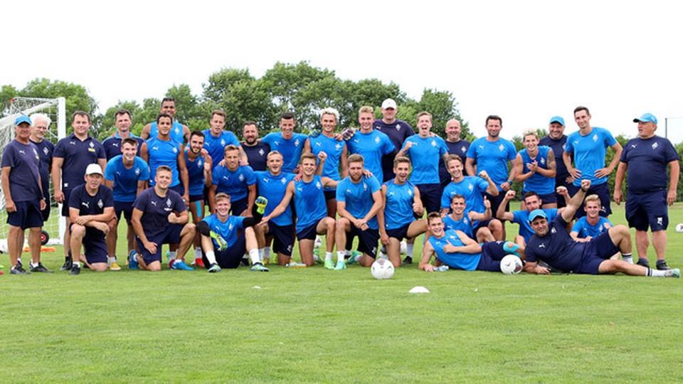 Самарская команда готовится к возвращению в РПЛ