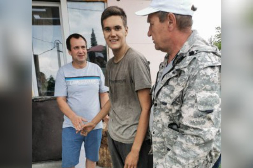 Молодому тюменцу чудом удалось выжить в лесу Фото: Следственный комитет Тюменской области
