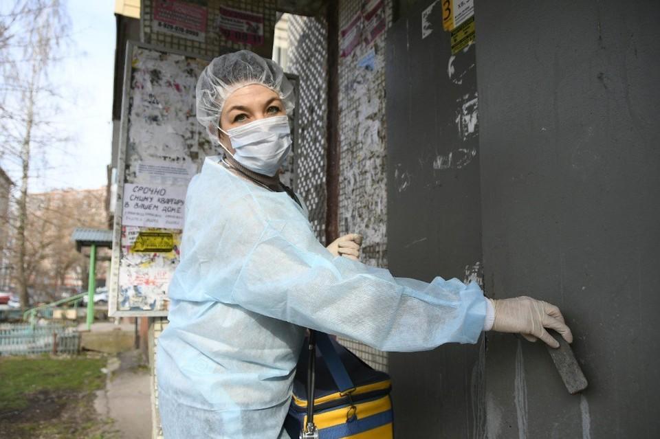 Коронавирус в Тульской области: по данным на 11 июля, за минувшие сутки инфекцией заболели 155 человек
