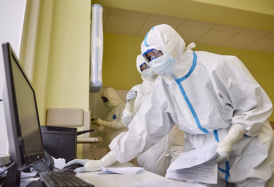 Несмотря на вакцинацию, в регионе растёт количество заболевших коронавирусом.