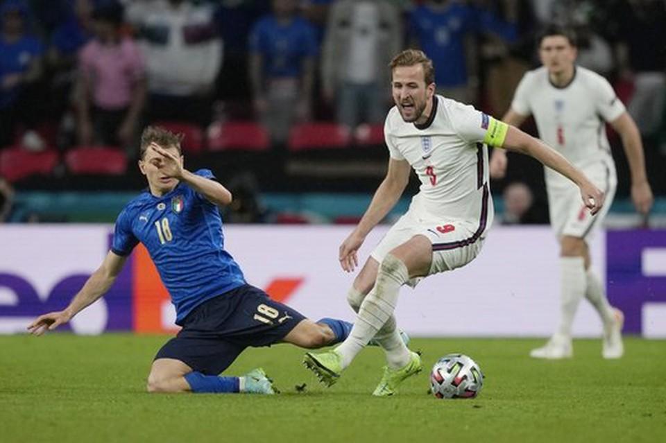 Итальянцы стали чемпионами Евро-2020.