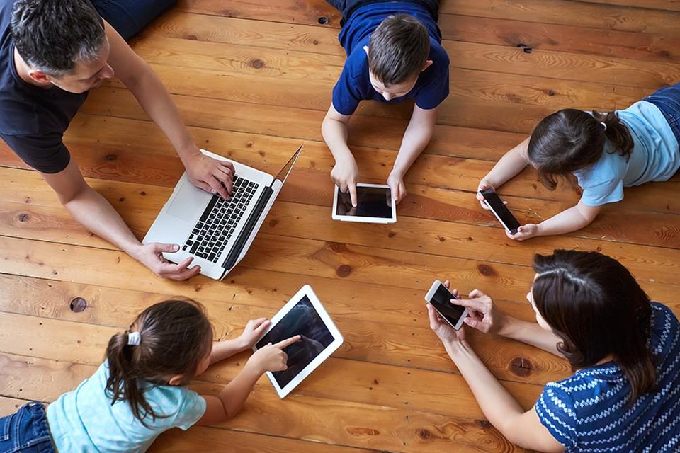 Еще больше соцсетей и видео: Мобильный трафик в Хабаровском крае вырос на 40% Фото: Мегафон