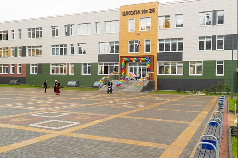 Здание школы построено в рамках федерального проекта «Современная школа национального проекта «Образование». Фото: kirovreg.ru