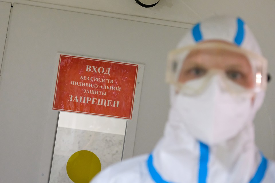 В Омске начинает понемногу увеличиваться количество выздоравливающих от ковида.