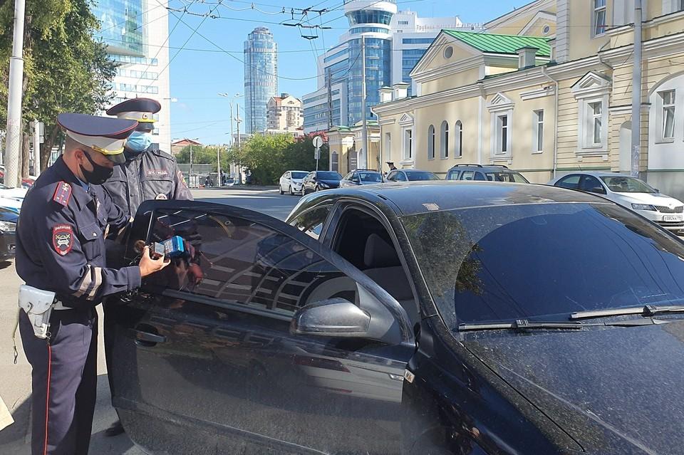 Фото: ГИБДД Екатеринбурга
