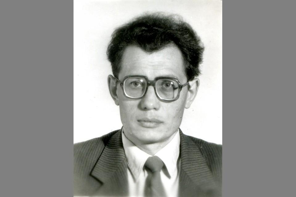 Сергей Милюков.