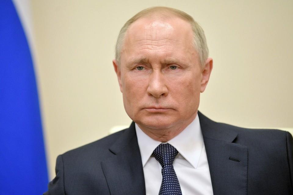 Путин: все больше убеждаюсь, что Киеву не нужен Донбасс