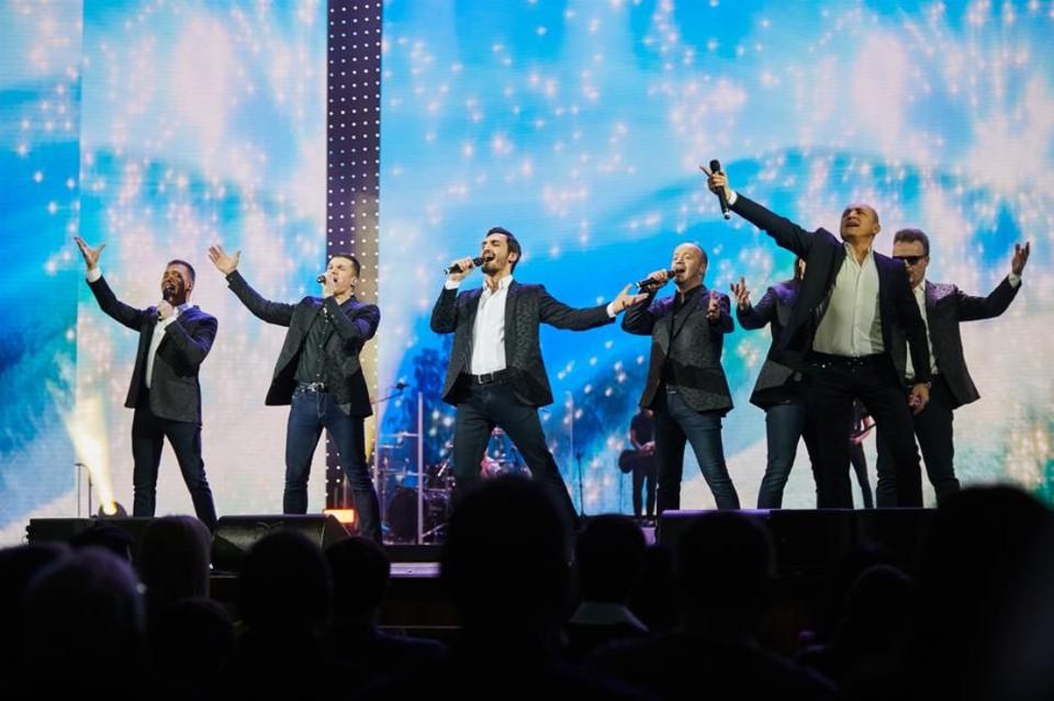 «Хор Турецкого» выступит с концертами в курортных городах. Фото предоставлено пресс-службой BY.