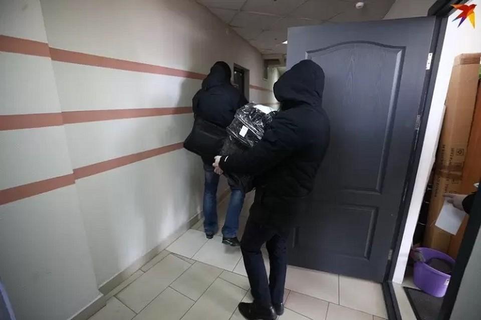 Во время обысков у журналистов и активистов обычно изымают оргтехнику. Фотоиллюстрация